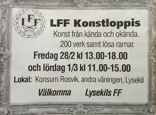 LFF Konstlopis