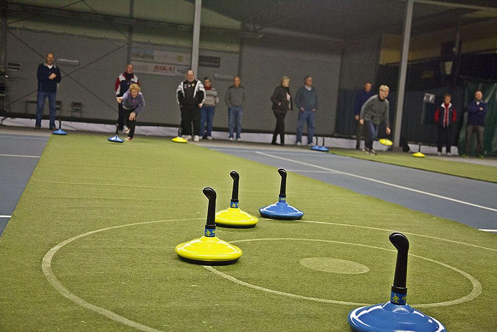 MATTCURLING, det nya innespelet! @ Tennishallen i Sivik