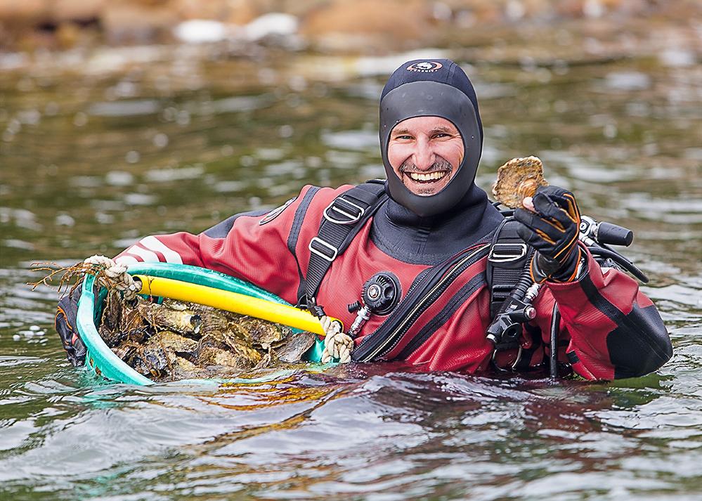 Båttur: Ostron och musslor, 3 tim.