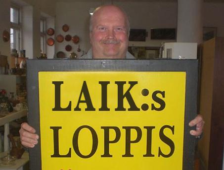 LAIKs Loppis